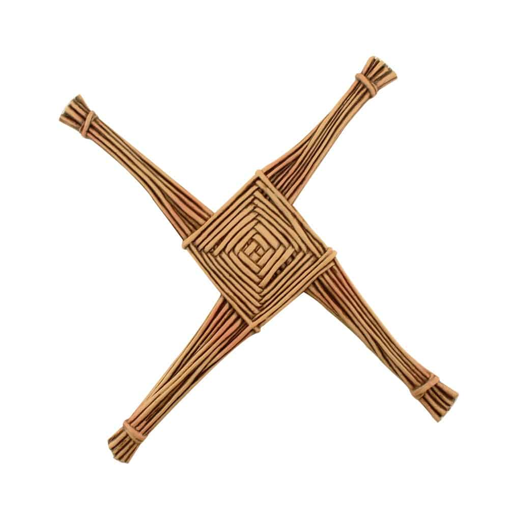 Brigids Cross - Celtic Symbols