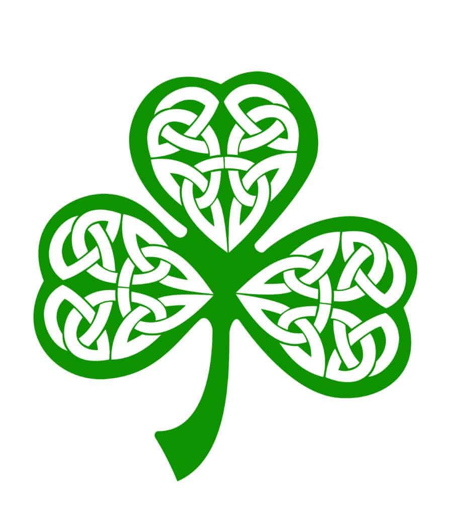 The Shamrock - Celtic Symbols