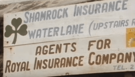 Shamrock Insurance The Black Irish Of Montserrat
