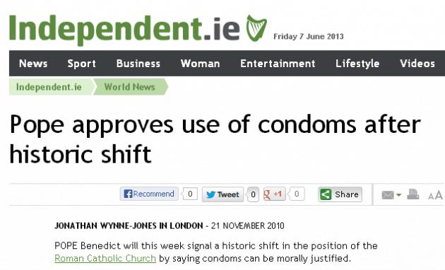unbeatable headline-Funny Irish Photos