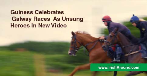 Guiness Celebrates Galway Races