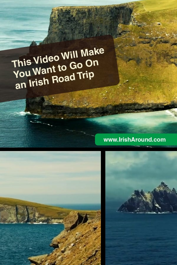 This video will make you go on an Irish road trip