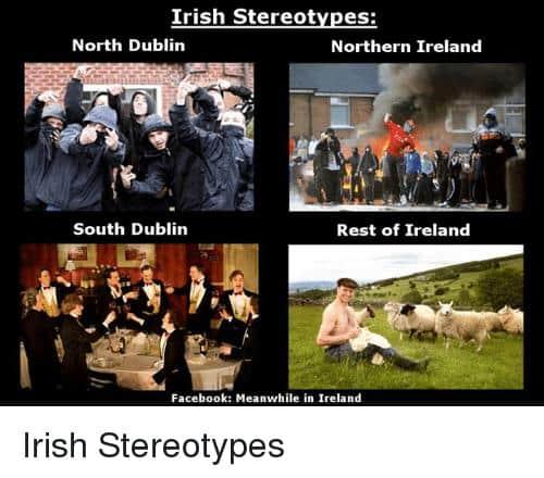 Irish Stereotypes Irish Memes