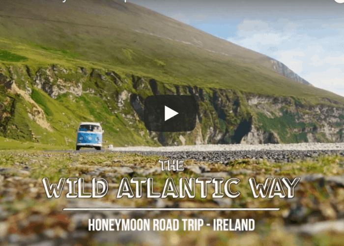 Irish honeymoon video