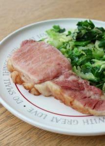Traditional Irish Bacon & Cabbage