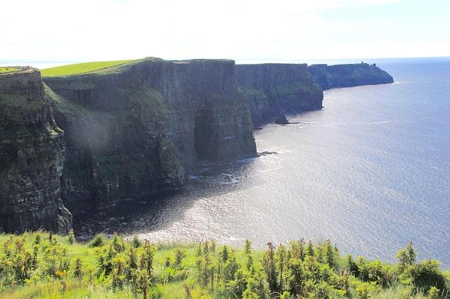 Cliffs of Moher visit Ireland