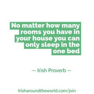 Irish proverbs 2018