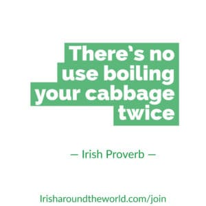 Irish proverbs 2018