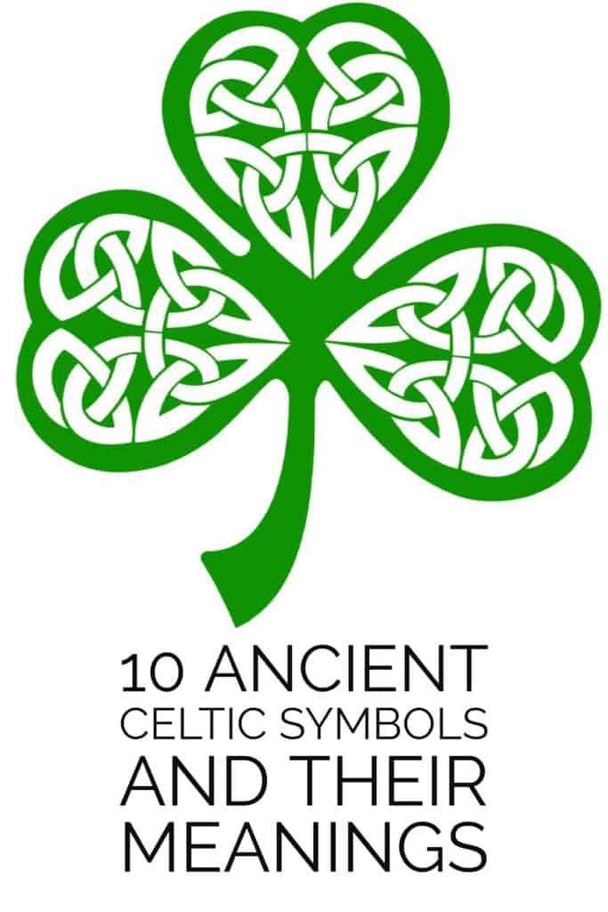 Ancient Celtic Symbols And Their Meanings Irish Around The World