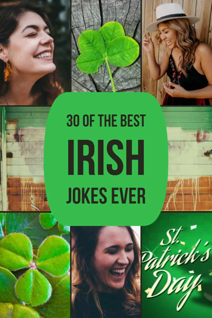 30 Of the best Irish jokes ever (1)