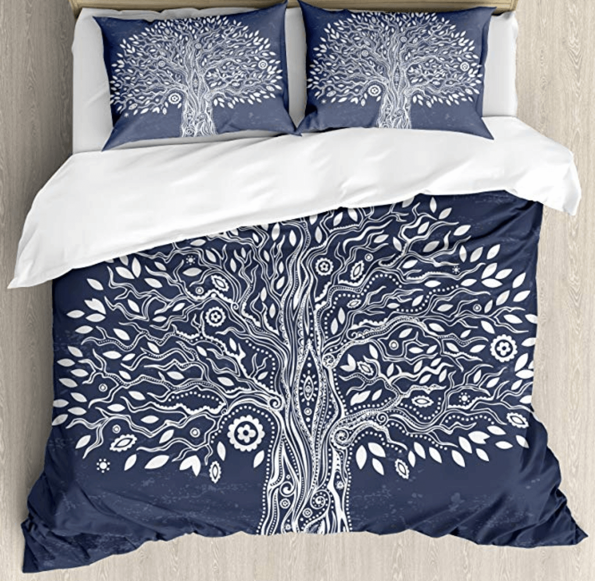 Celtic Tree of life bed sheet