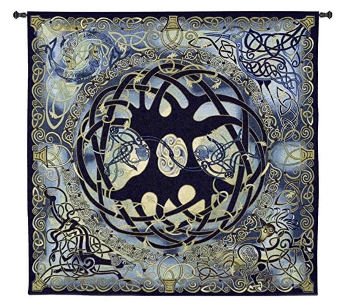 Fine art tree of life tapestrys (1)