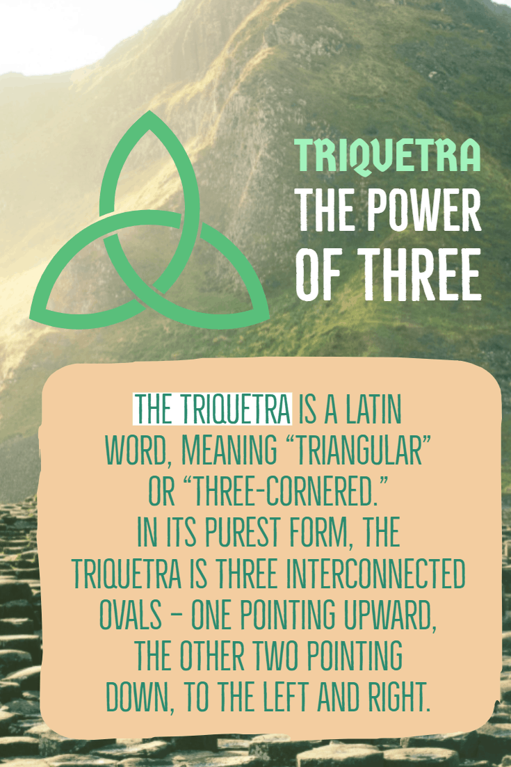 Triquetra The Triquetra or the Trinity Knot reserves a special place on our list of popular Celtic symbols and their meanings.