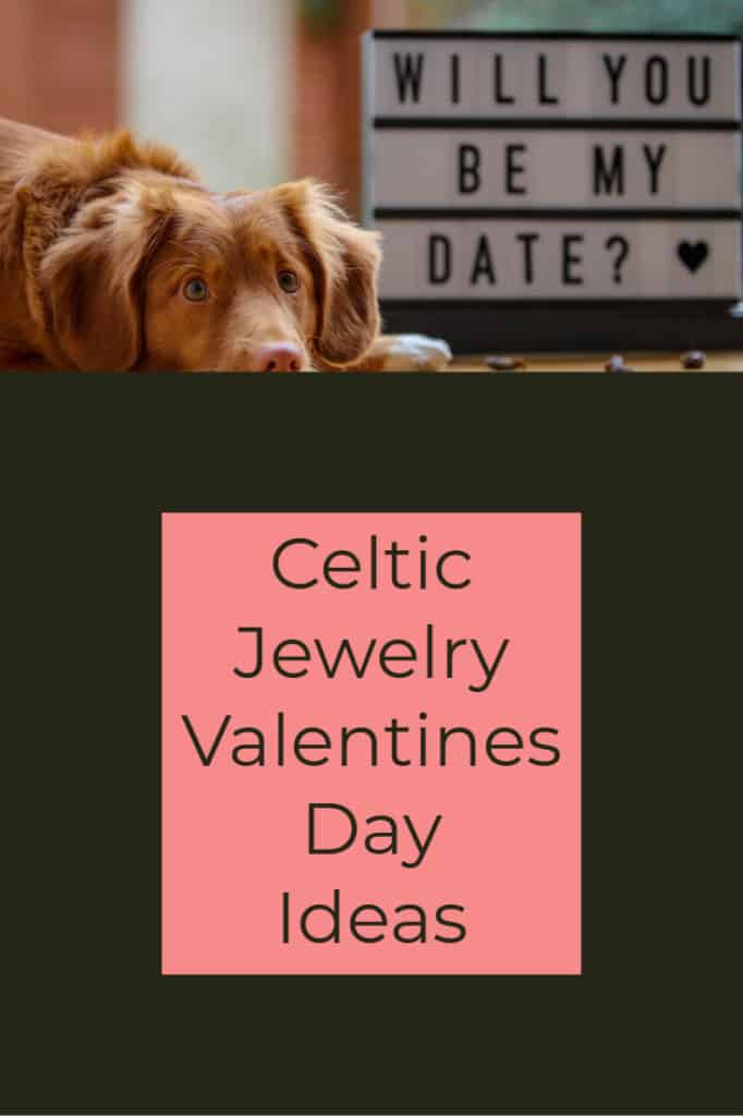 Valentines day Celtic jewelry ideas