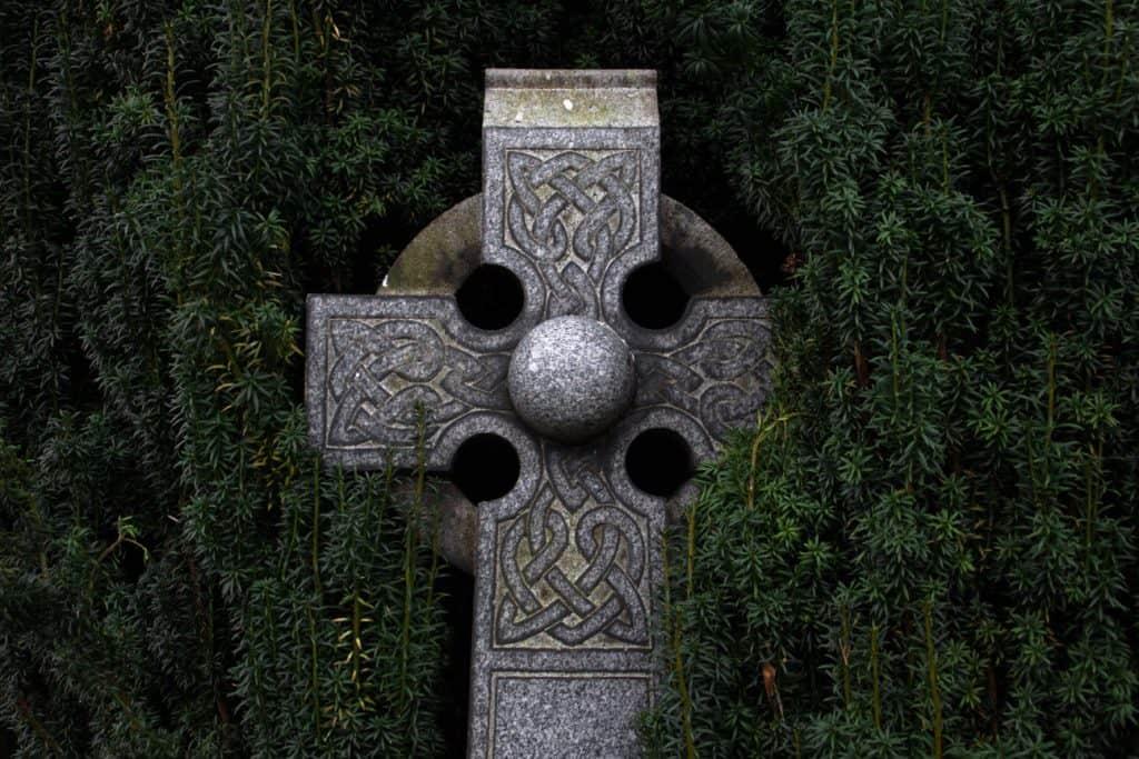 An amazing piece of Celtic Jewellery