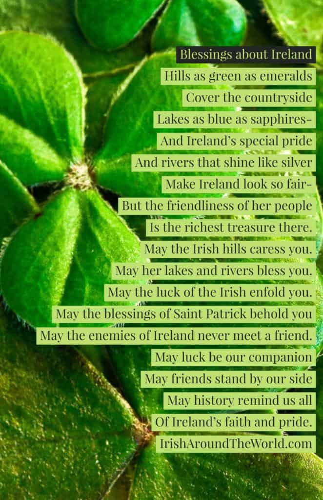 Irish Sayings 65 Irish Quotes Irish Blessings For St Patricks Day