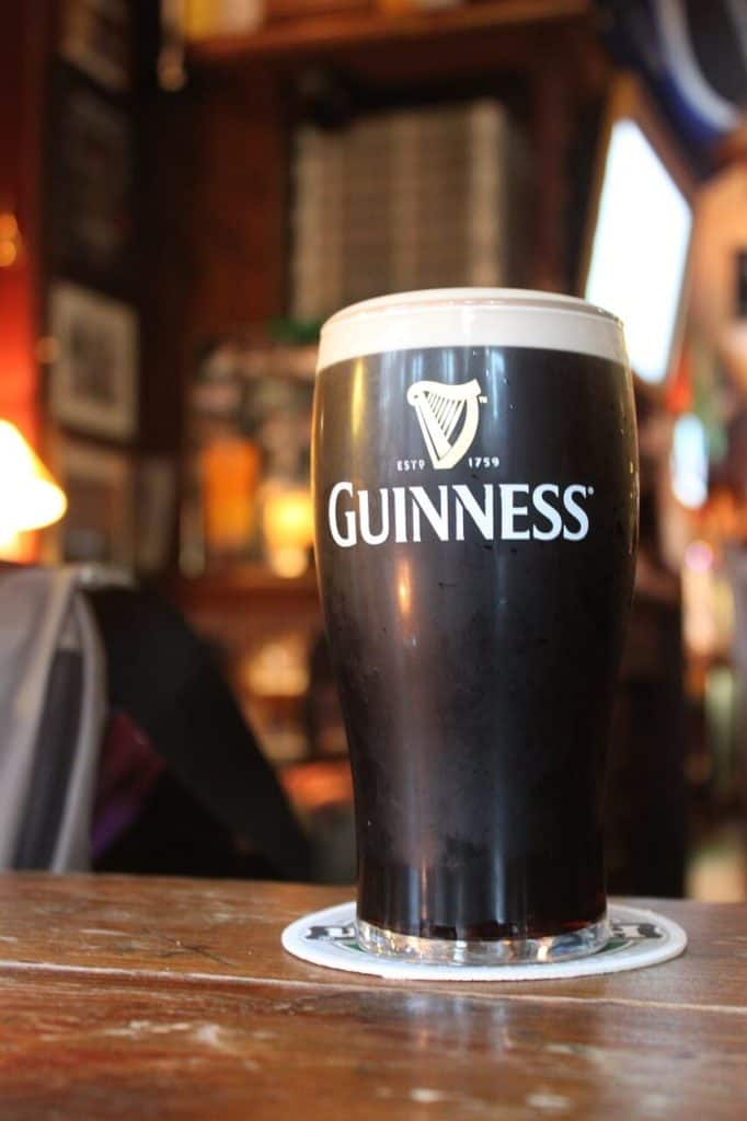 St Patrick's day facts, how much Guinness is consumed on St Patrick's day