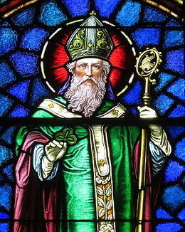 St Patrick Himself - St Patrick's day facts