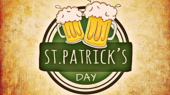 St Patricks day 2019 - Irish drinking songs