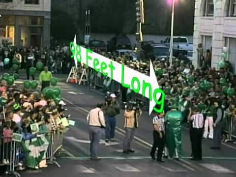 Smallest St Patrick's day festival