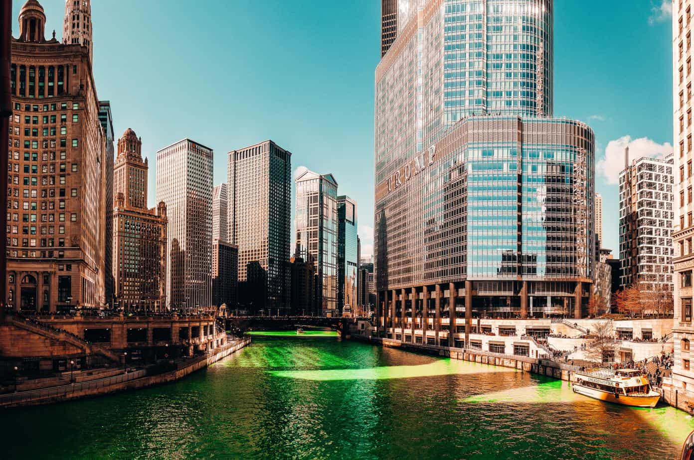 Chicago green for ireland another amazing Irish fact