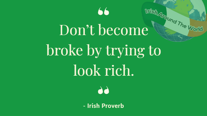 Irish proverbs to live by in 2020