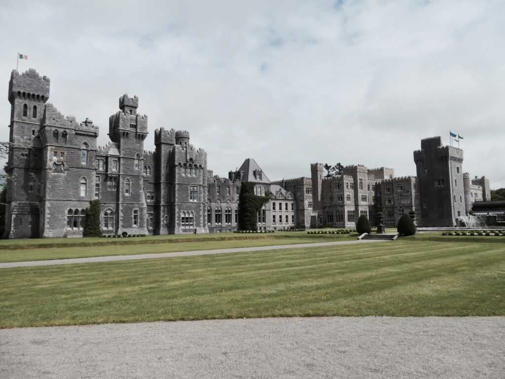 Ashford castle Co. Mayo, Ireland