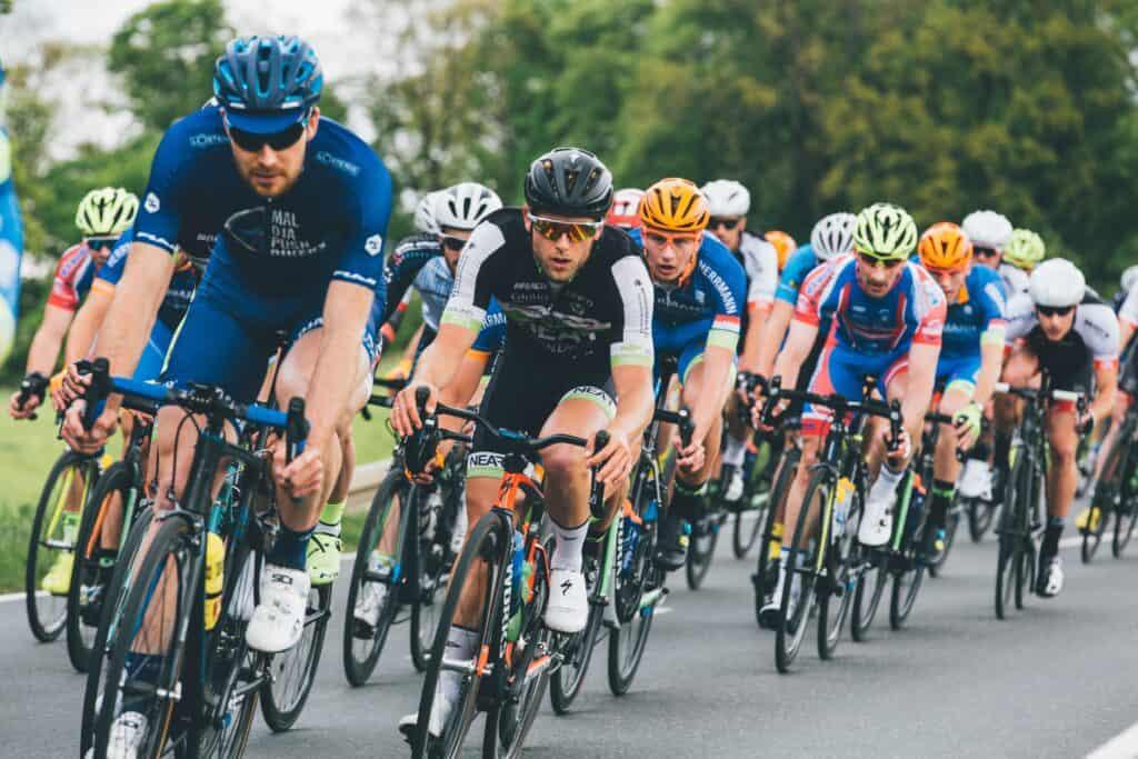 Irish cyclers