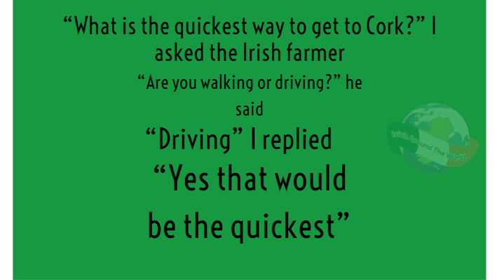 More Irish jokes