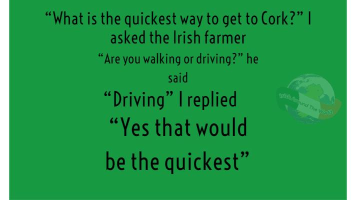More Irish jokes
