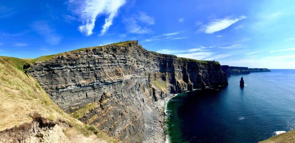 The burren way Ireland