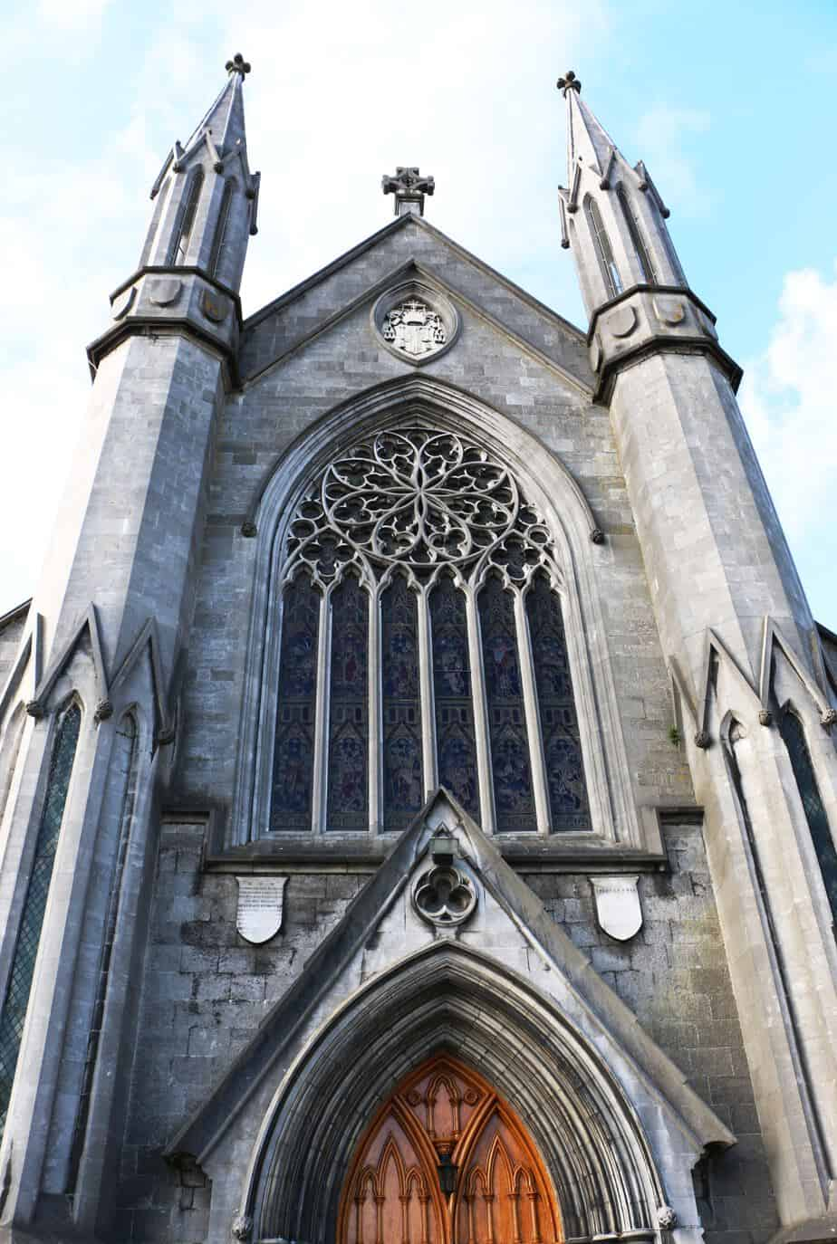 13-century St.Mary's Church Kilkenny