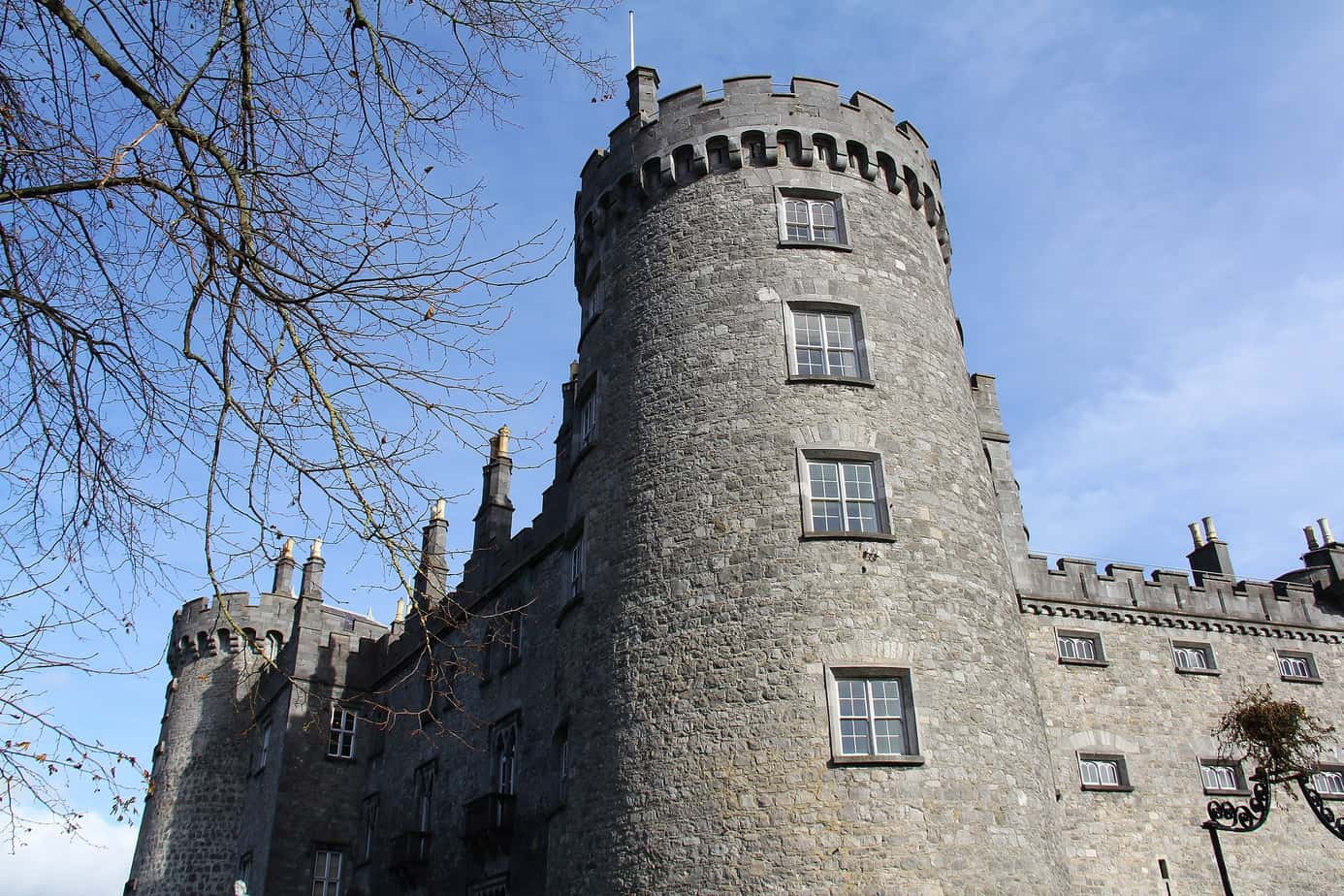 The great Kilkenny Castle