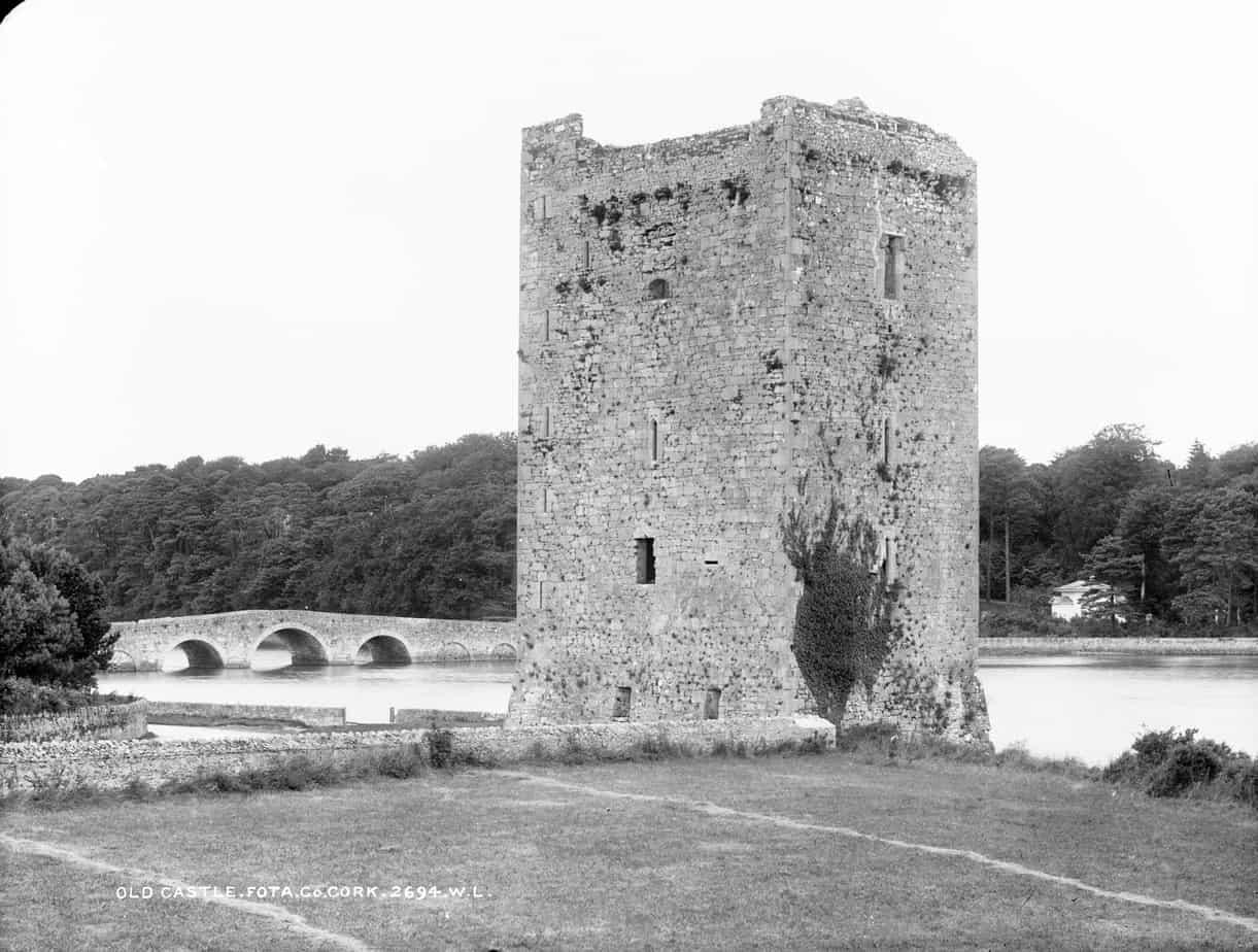 Belvelly Castle, Co Cork