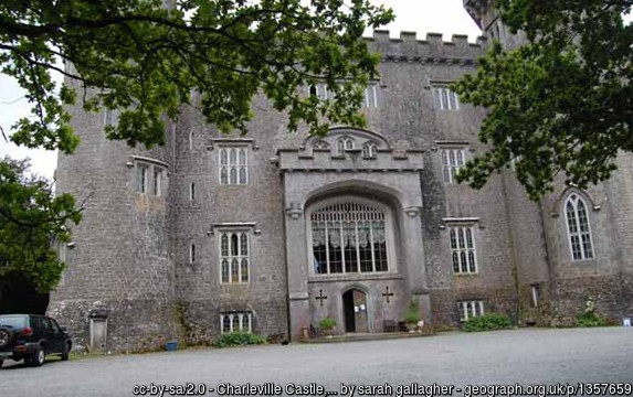 Charleville Castle, Co Offaly