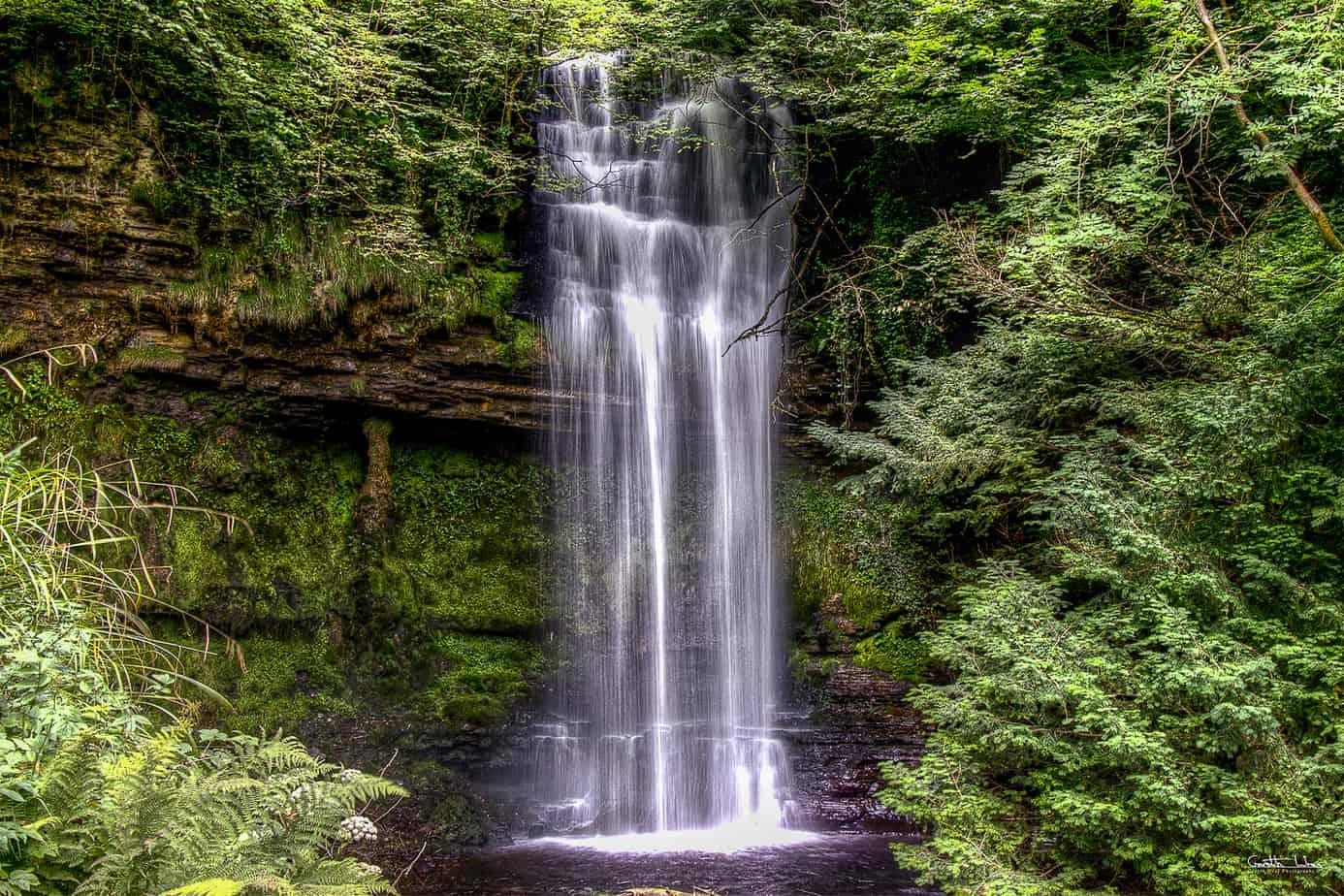 Glencar Waterfall Gareth Wray Photography