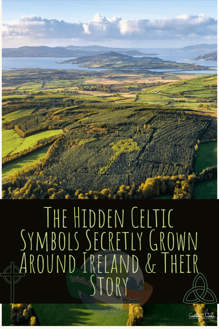 The Hidden Celtic Symbols Secretly Grown Around Ireland & Their Story