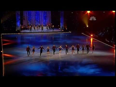 Riverdance on ice