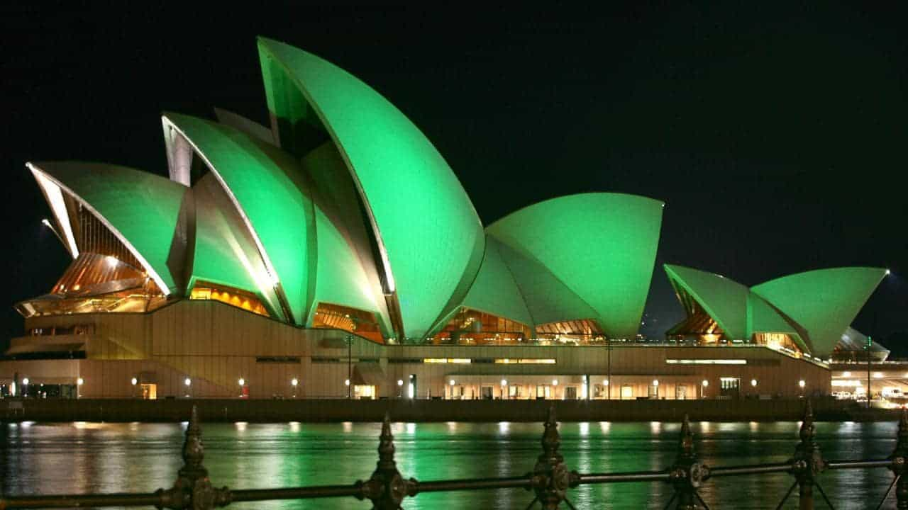 St Patricks day sydney