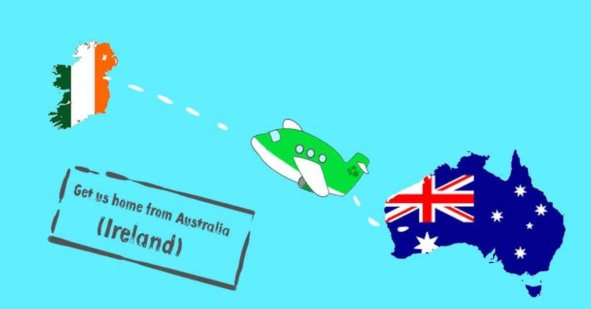 Irish stuck abroad