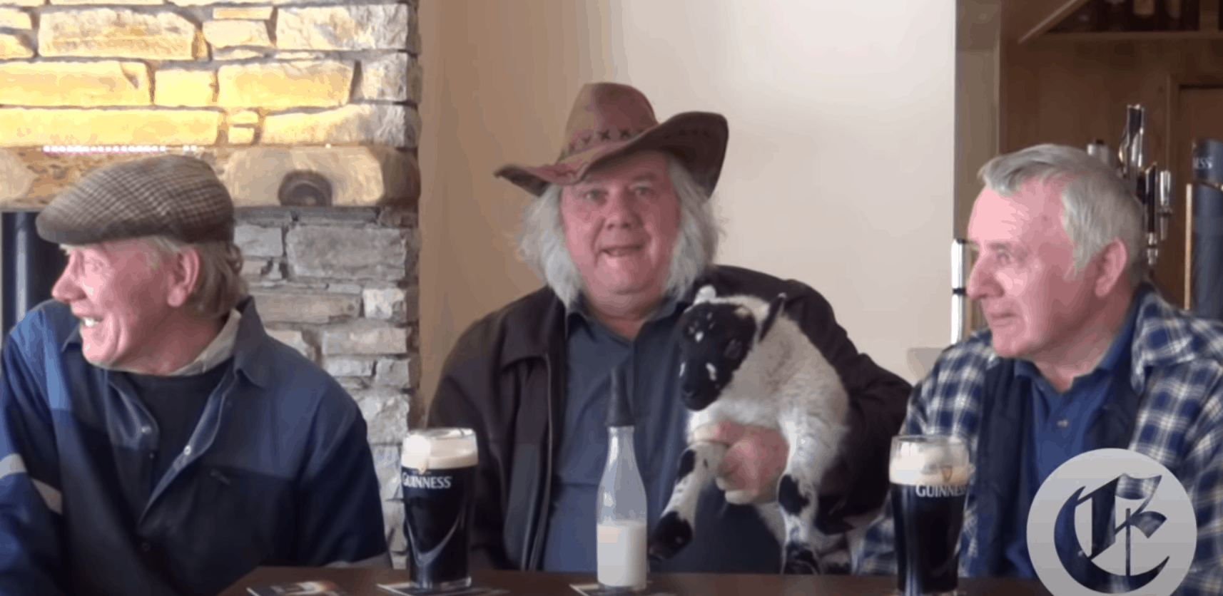 The most Irish video ever