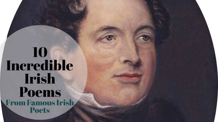 10 incredible Irish poems from famous Irish poets