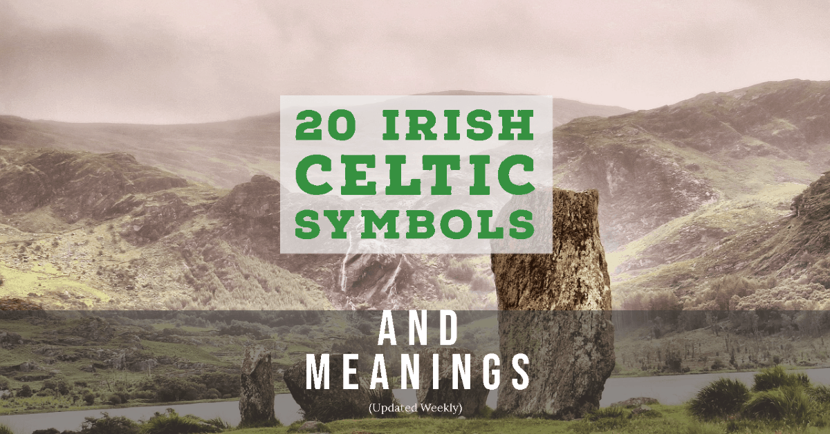 20 Irish Celtic symbols and their meanings