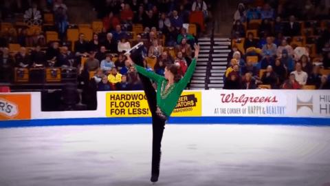 Riverdance on Ice - Figure Skating Championships 2014