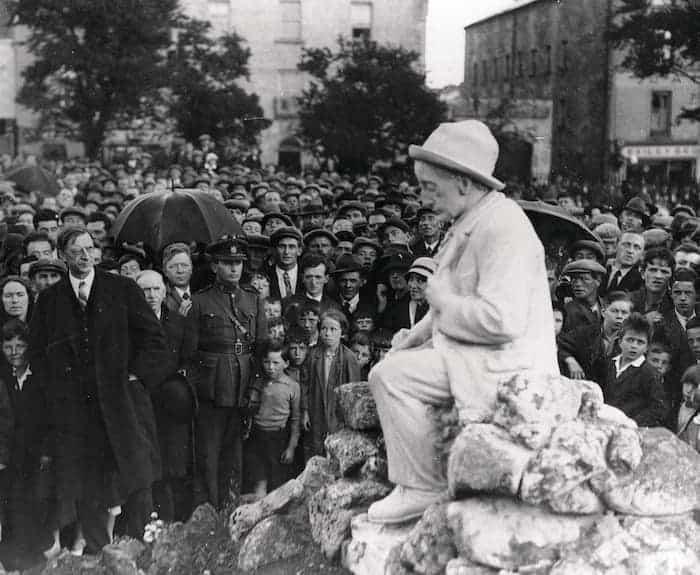 Padraig Ó Conaire, Gaelic Storyteller