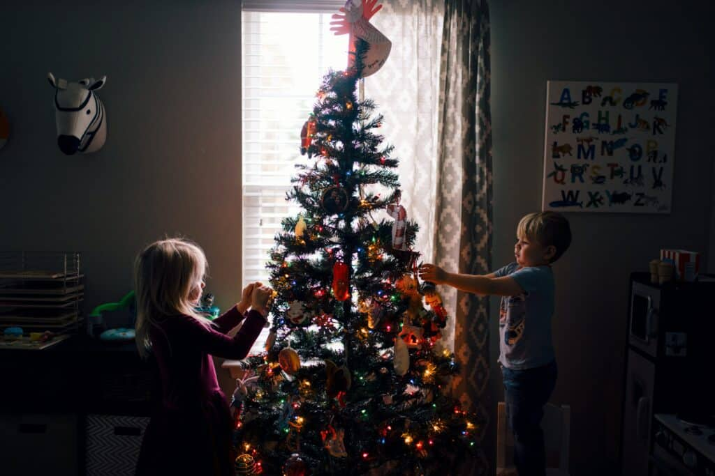 A Christmas Childhood by Patrick Kavanagh
