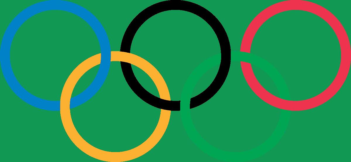 Olympic symbol compared to Celtic symbol Celtic five fold