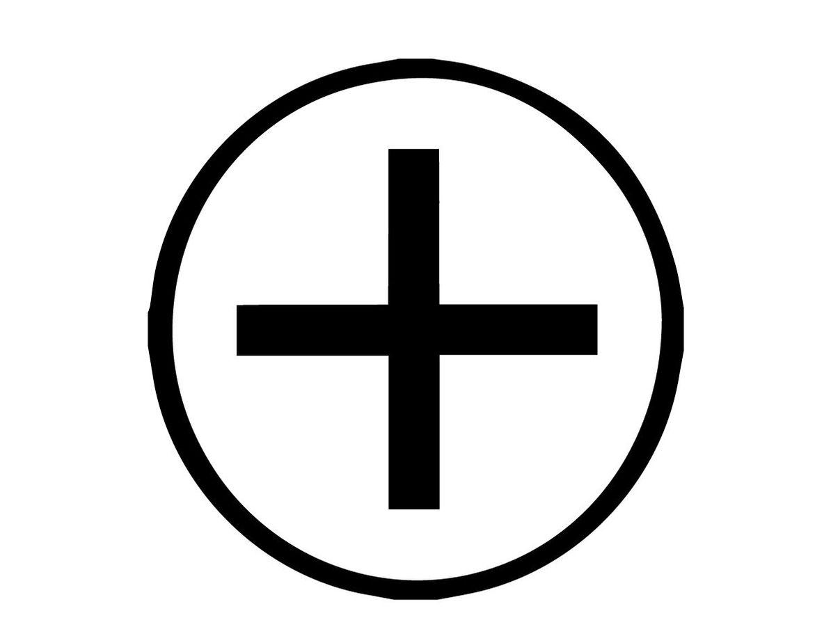 The Ailm a symbol for strength