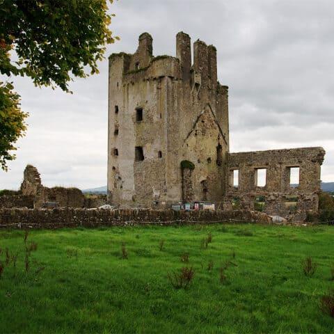 Kilcash castle Irish poem