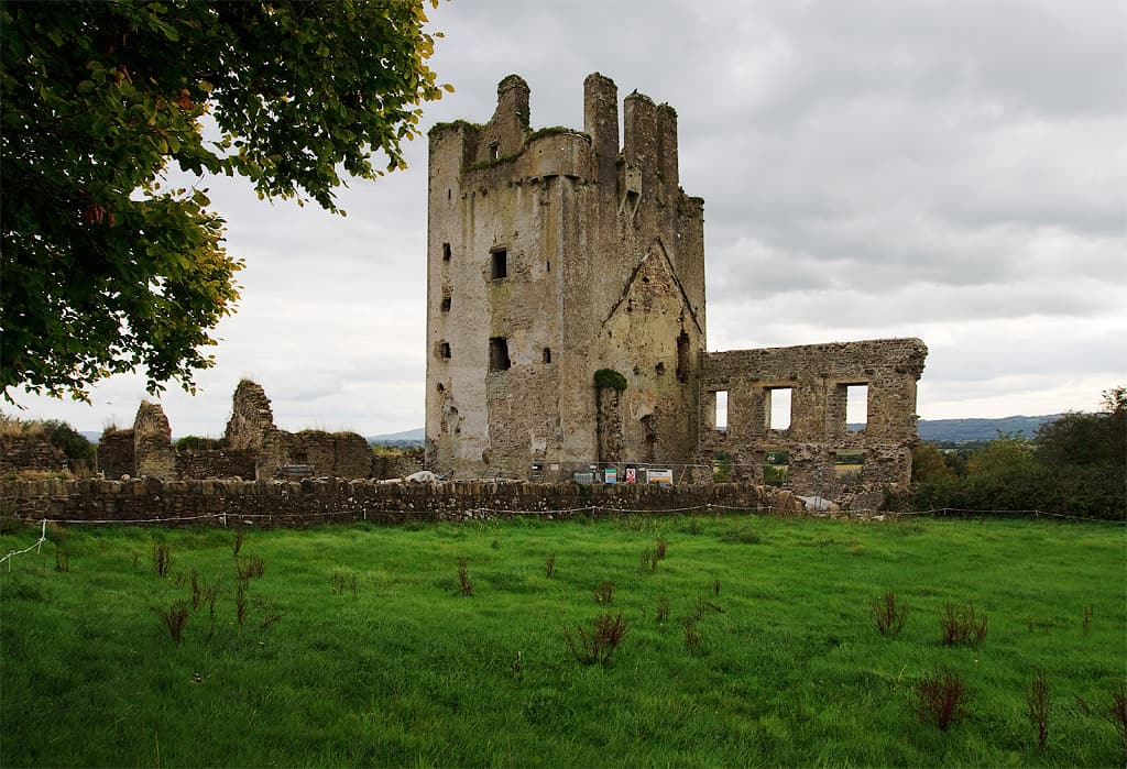 Cill Chais (Kilcash castle) Irish poem